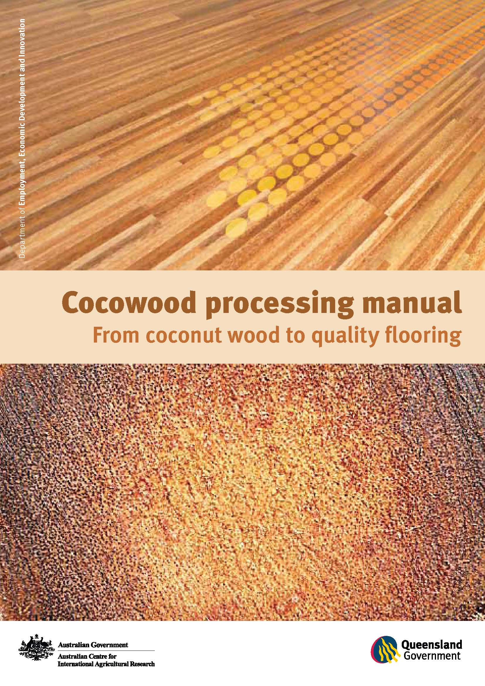 Cocowood manual front cover